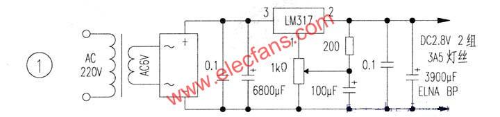 电路 电路图 电子 原理图 720_169