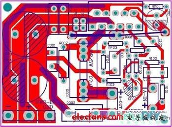 diy音频功率放大器